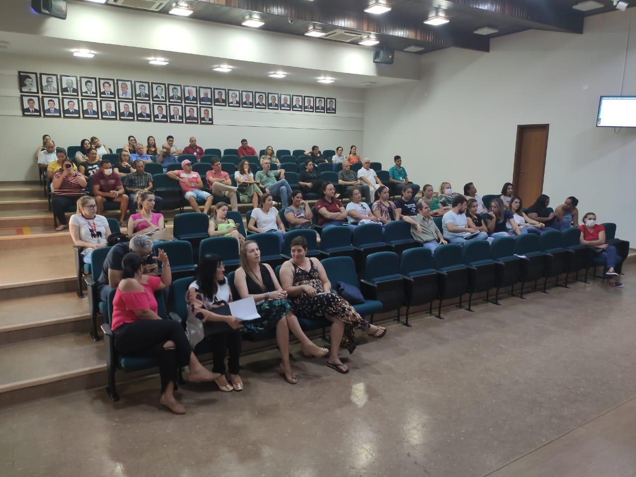 Secretaria de Saúde realizou reunião sobre o plano de contigênciamento do novo Coronavírus (COVID-19)