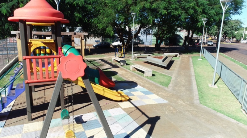 Aprovado Projeto de Lei que dá nome à praça pública do bairro Esperança