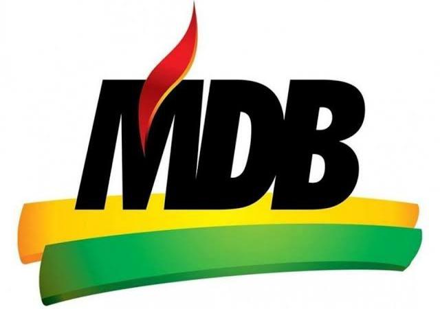 Edital de Convenção do MDB de Ubiratã