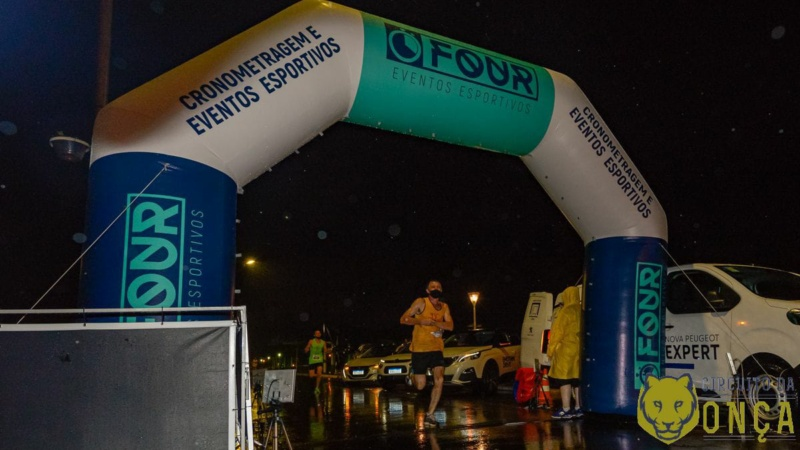"""Ubiratanense Tutta conquista o 4º lugar na corrida de rua """"Circuito da Onça"""""""