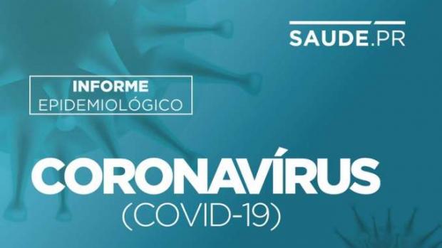 Paraná registra 5.123 novos casos de Covid-19 e 211 óbitos