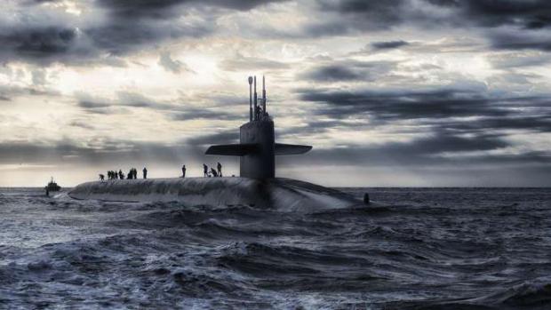 Encontrados objetos de submarino indonésio desaparecido