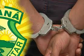 Homem com mandato de prisão em aberto é detido pela Policia Militar em Juranda