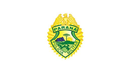 Policia Militar registra acidente no Centro de Ubiratã
